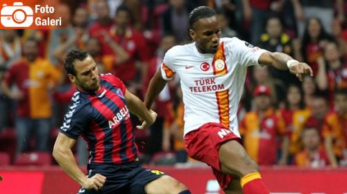 Arena'da Didier Drogba şov