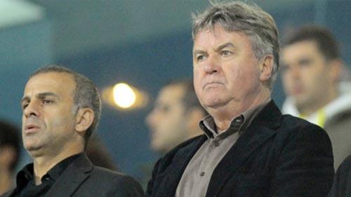 Guus Hiddink Resmen Anzhi'de