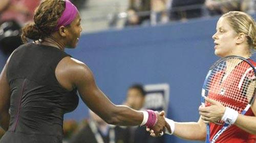 Serena Olay Çıkardı