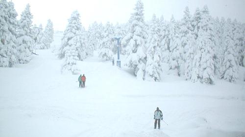 Dönemlik Kayak Hocaları…