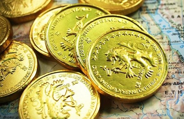 Altın destekli kripto para için şeriata uygun sertifikası
