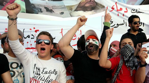 İsyan Türkiye'yi Altına Boğdu
