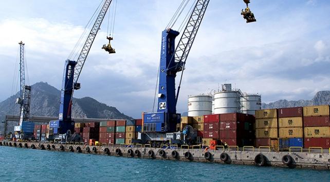 Doğu'nun son iki aylık ihracatında artış