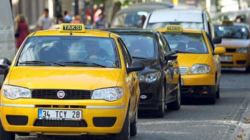 Taksilerde de AKBİL mi kullanılacak?