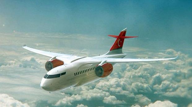 İlk bölgesel uçağımız TRJet motorunu seçti