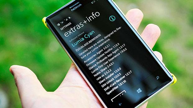 Lumia'lar WP 8.1'e güncelleniyor