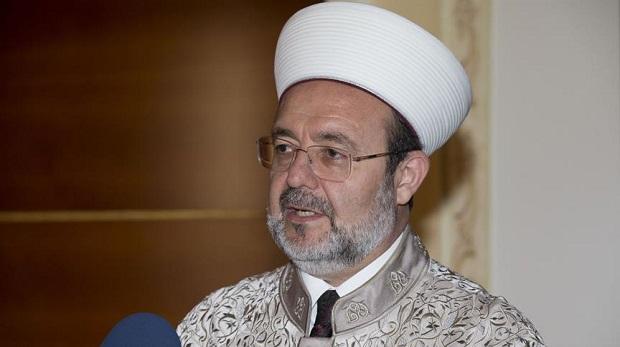 """Mehmet Görmez: """"Cemaatler kendisini sorgulamalı"""""""