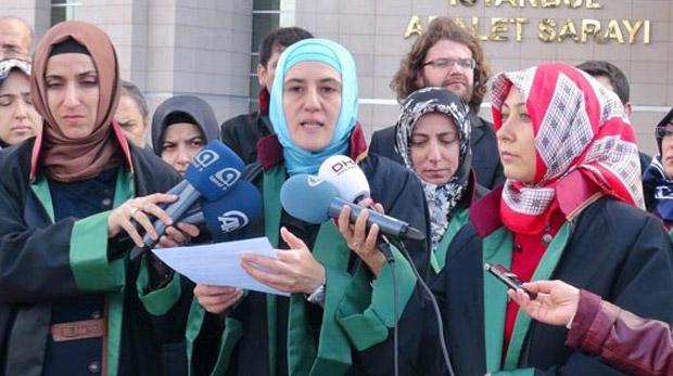 Hukukçu Kadınlar Platformu'ndan 8 Mart açıklaması