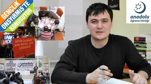 Türkiye'de Müslüman gençler başroldeler