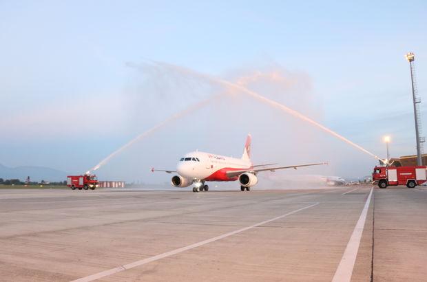 Arnavutluk ilk havayolu şirketi Air Albania'ya kavuştu