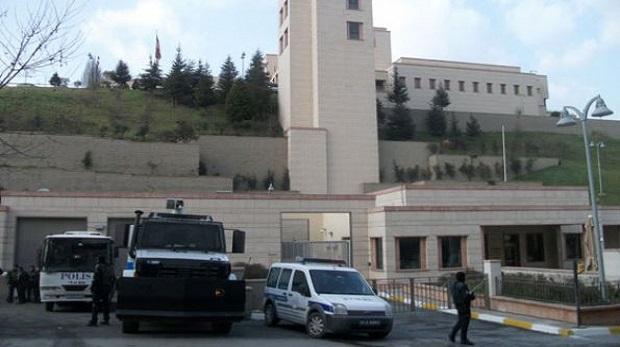 O IŞİD'li Türkiye'ye girdi,ABD konsolosluğu kapattı