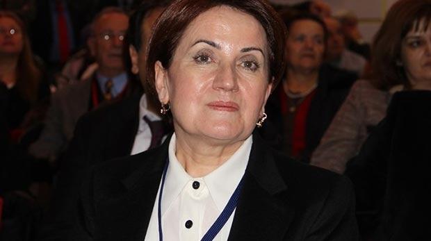 Akşener'in suç duyurusuna yetkisizlik kararı