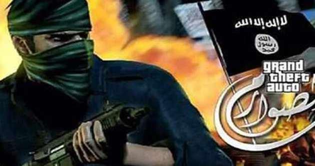 IŞİD bilgisayar oyunu oldu