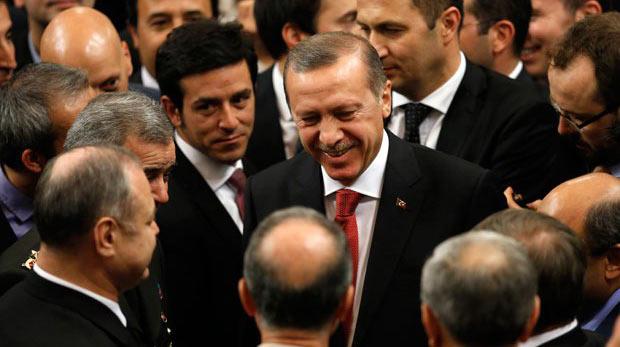 'Erdoğan Nobel'e aday olabilir'