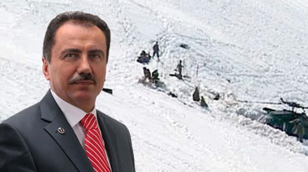 Paralel yapıdan Yazıcıoğlu kazası kumpası