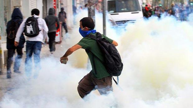 'Taksim'in arkasından Silivri çıktı