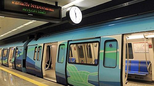 İstanbul'a 4 ilçeyi kapsayan metro müjdesi!