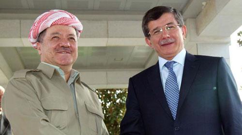 Davutoğlu ile Barzani PKK'yı vurmak için anlaştı