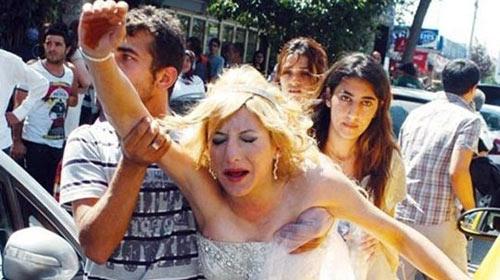 Düğün günü gelini döven damat bin pişman