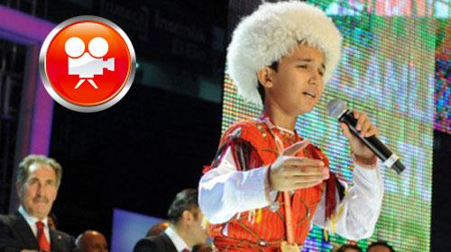 Türkçe Olimpiyatları'nda 1. olan şarkı