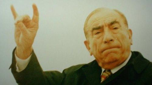 Türkeş Vefatının 15. Yıl Dönümünde Anılıyor