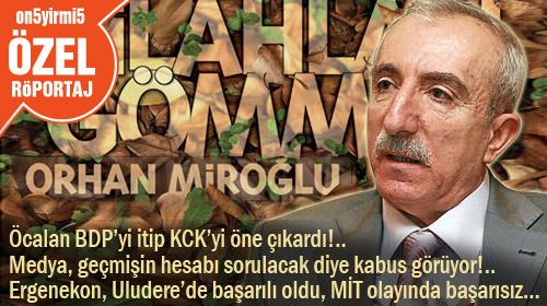 Kürt Siyaseti Ergenekon'un Yedeğinde