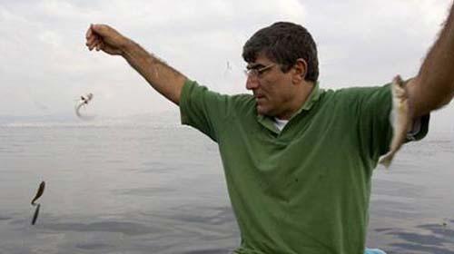 Hrant Balık Tutarken…