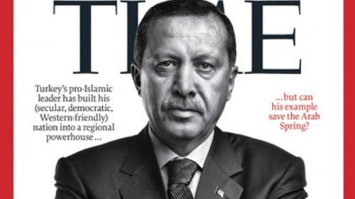 """""""Yılın Kişisi"""" Erdoğan…"""