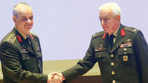 8 Emekli Generale Soruşturma Şoku