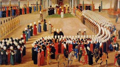 Osmanlı döneminde bayramlar