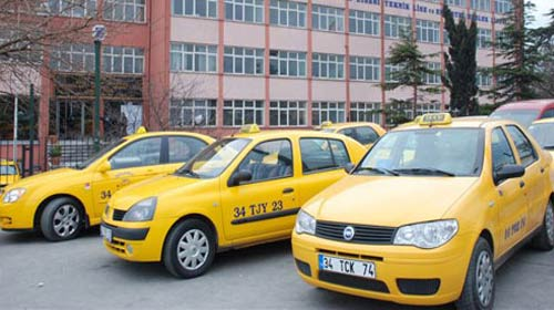 Taksilerde 50 TL Oyununa Dikkat!