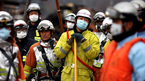 Japonya'da Radyasyon Alarmı