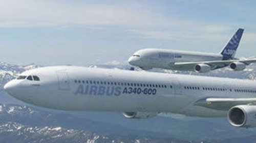 İki katlı A380'de Rekor Fiyat