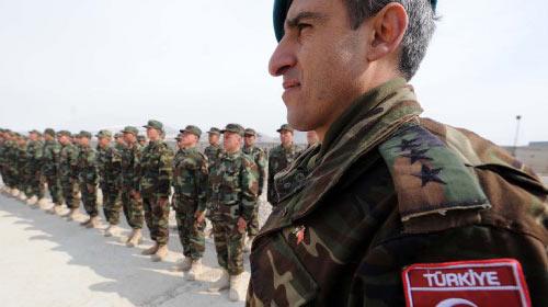 65 bin Asker 'Hizmetli'