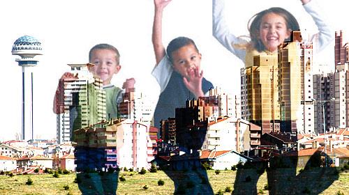 Ankara 'Çocuk Kenti' Oluyor