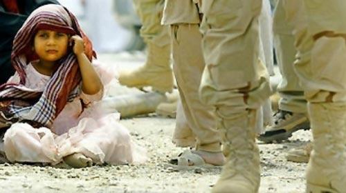 Savaşın Mağduru Hep Çocuklar!..