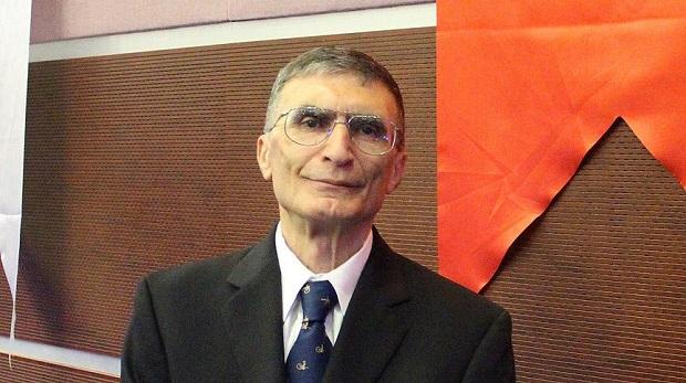"""Aziz Sancar:""""Türkiye beni iyi yetiştirmişti"""""""