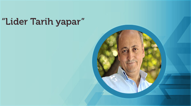 """Vedat Bilgin: """"Erdoğan yüz yıllık oyunu bozdu"""""""