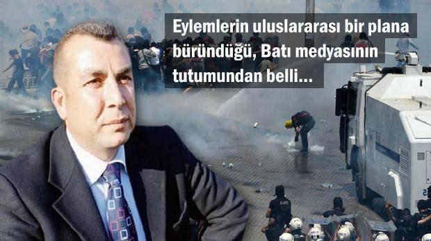 Gezi bahane, amaç Türkiye'yi çökertmek
