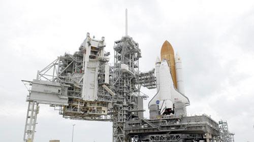 NASA, Endeavour'u Fırlatacak