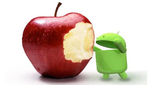 Akıllı telefonların yüzde 92'sini ele geçirdiler!