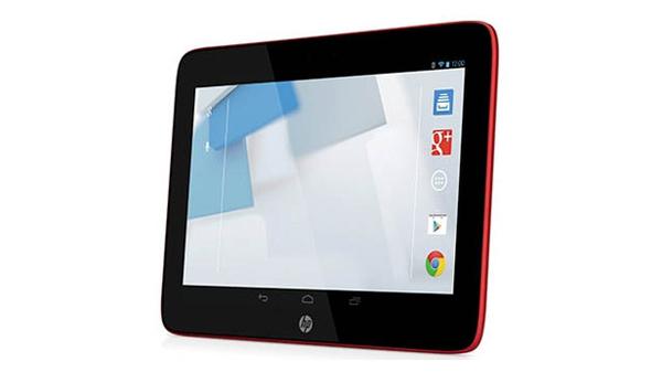 HP'den iki Android'li tablet geliyor!
