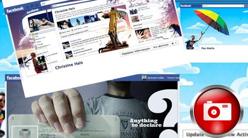 Facebook Timeline İçin Kapak Fotoğrafları