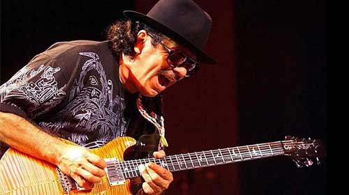 Santana Ödüllendirilecek