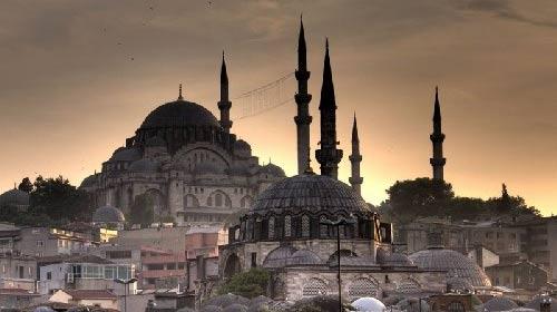 Ramazan'ı Bu Camilerde Yaşayın