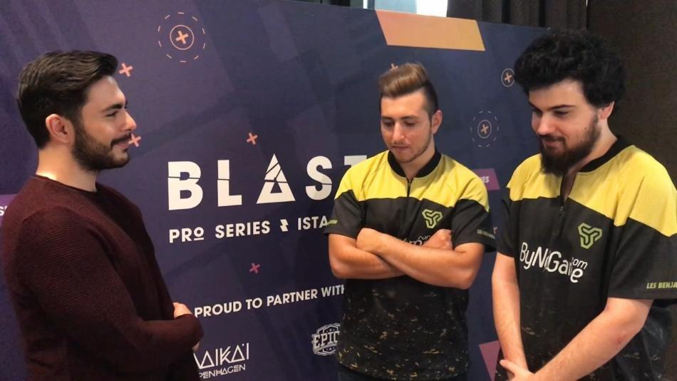 Dev Cs Go organizasyonunda(Blast Pro IStanbul) ilk gün tamamlandı. Büyük Final Bu Akşam..