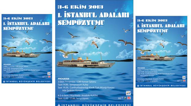 1. İstanbul Adalar Sempozyumu yarın başlıyor