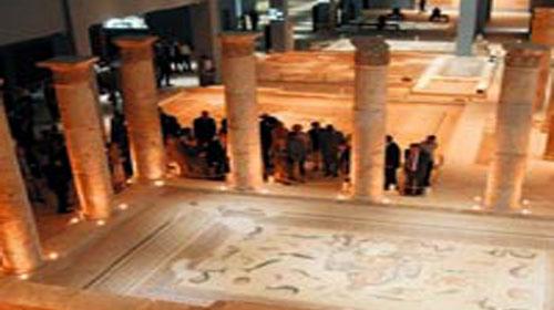 Zeugma, En Büyük Mozaik Müzesi Olacak