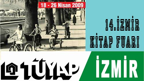 İzmir'de Kitap Dolu Günler