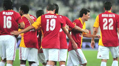 Galatasaray Rakip Tanımıyor
